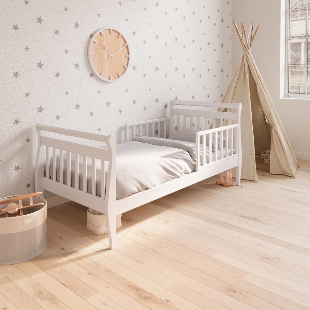 Виды детских кроватей