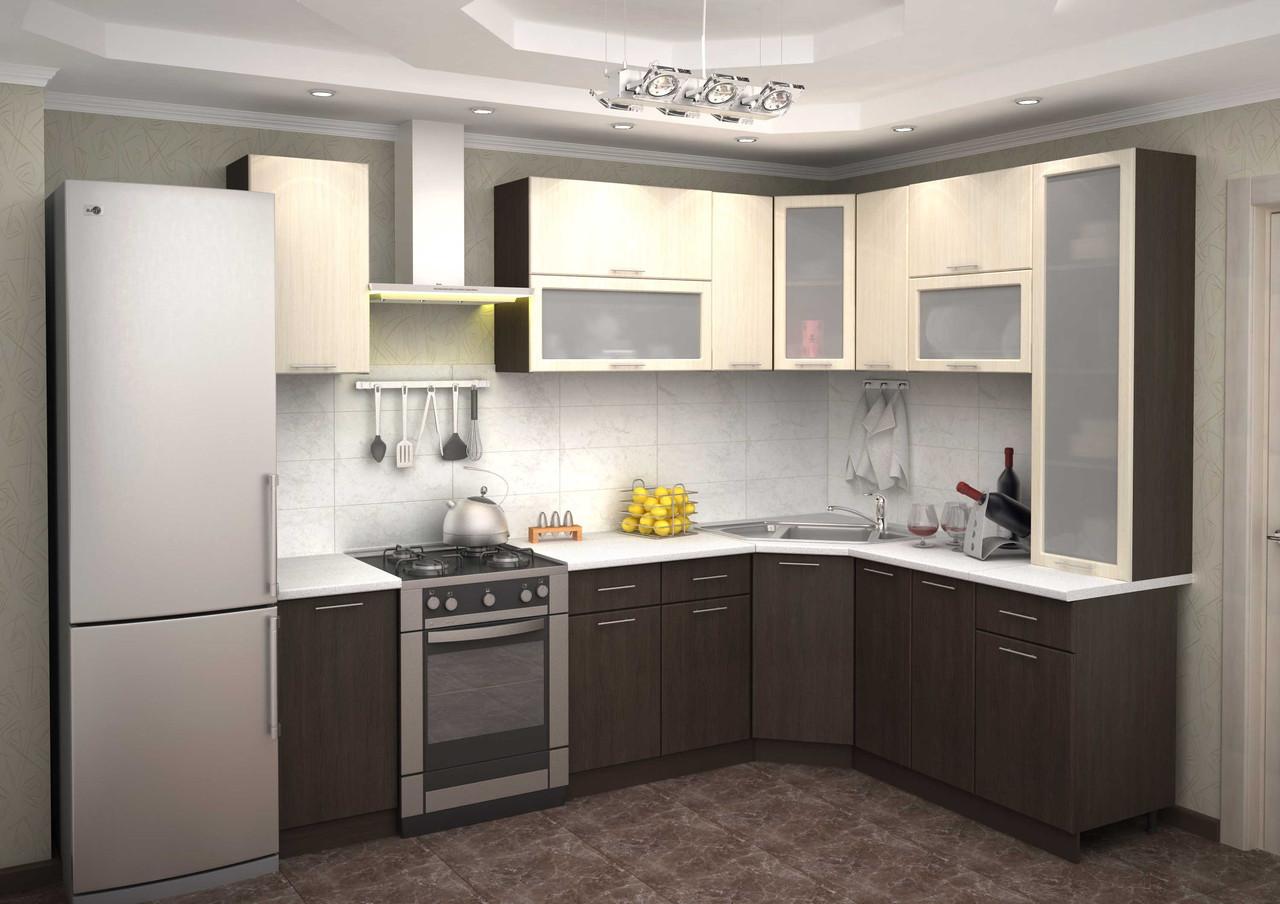Из какого материала выбрать кухонную мебель?